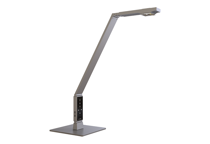Agility Square Table Lamp Show